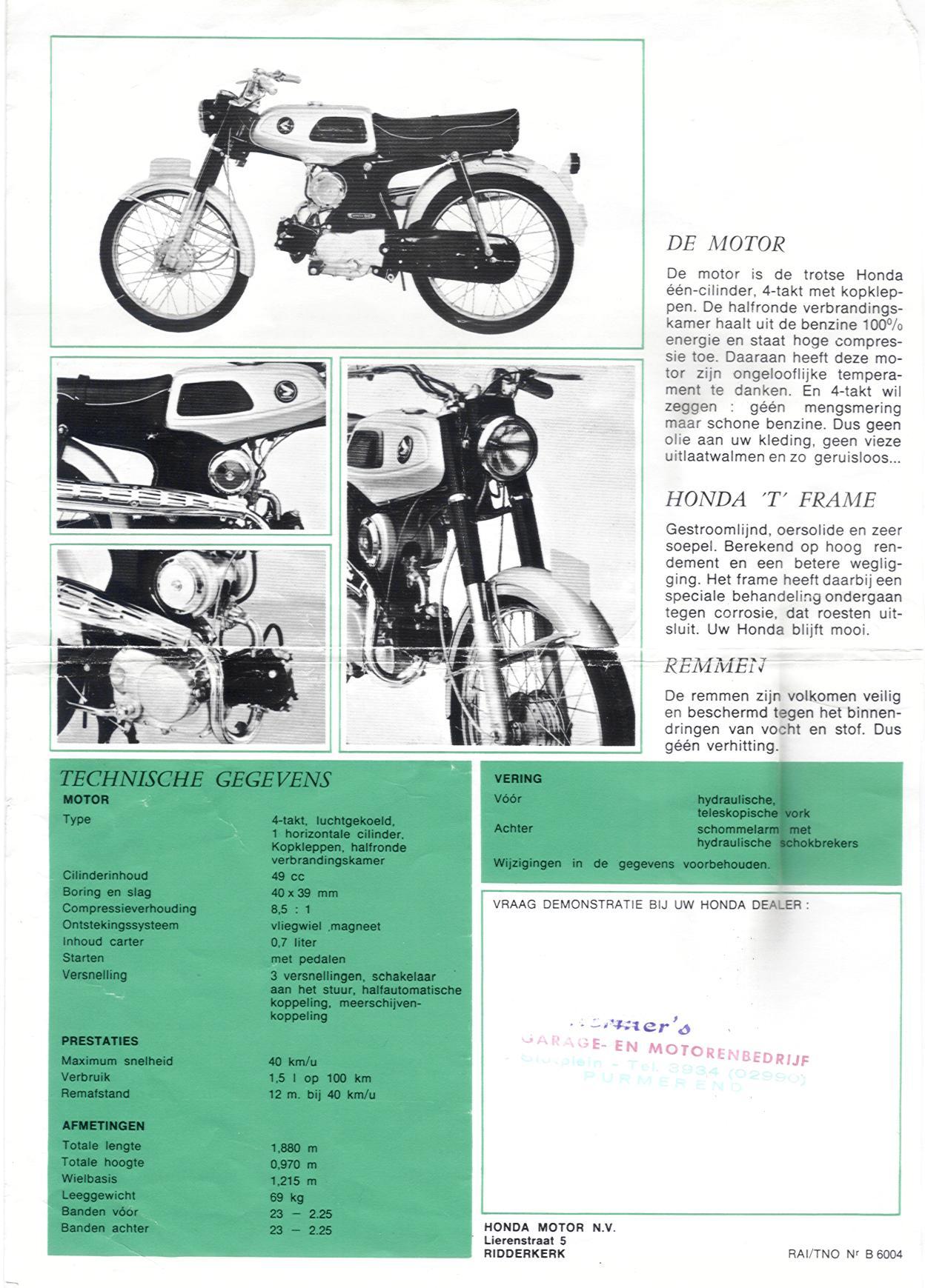 Honda TT50 2 back (12-13-13-10-44-10)