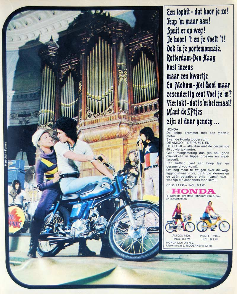 Honda-kerk